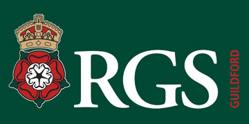 The Royal Grammar School Guildford logo