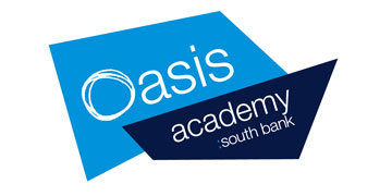Oasis Community Learning South Bank logo