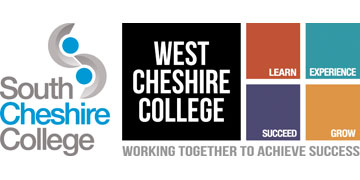 South and West Cheshire College logo